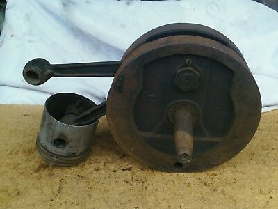 Indian Motorcycle   Chief   Z  Flywheels & Rods Assembly