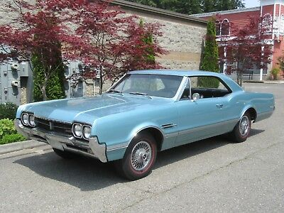 1966 Oldsmobile 442 Hardtop Survivor 1966 Oldsmobile 442 Hardtop Survivor 40k MILES