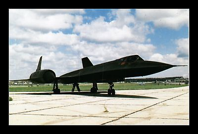 Dr Jim Stamps Us Blackbird Military Aircraft Postcard Air Force Museum Ohio