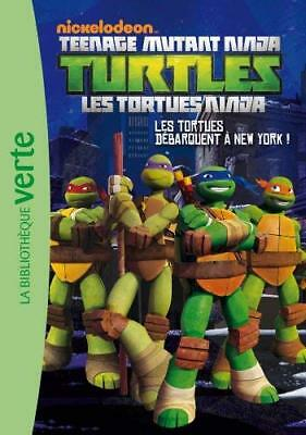 Les Tortues Ninja 01 - Les Tortues debarquent a New York ! Nickelodeon HJL BBRV