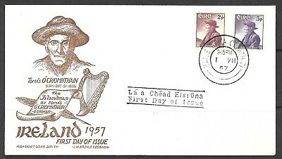 Cc________Ireland First Day Cover #159-60