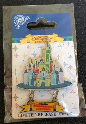 DISNEY PINS - SHDR - Storybook Castle - NEW, Limited Release
