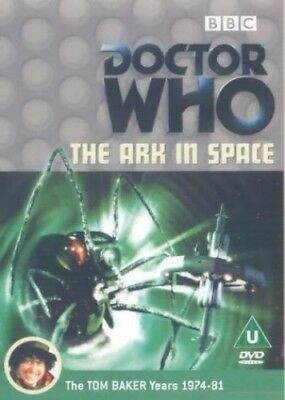 Doctor Who - The Ark In Space [1975] [DVD] [1963] -  CD 1JLN The Fast Free