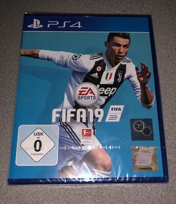 FIFA 19 - PlayStation 4 / PS4 - NEU + OVP - FIFA19