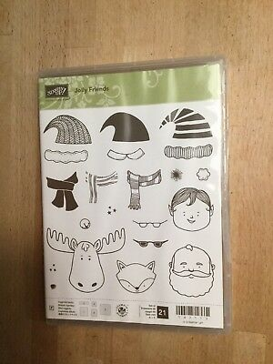 Stampin Up , Jolly Friends, Neu