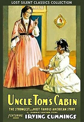 Uncle Tom's Cabin [New DVD] Silent Movie