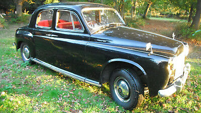 1959 Rover P4 105 2.6 Very Good Condition