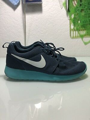 the best attitude 5ee8c 76408 NIKE Roshe Run Sz 8 Squadron Blue Running Training
