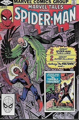 Marvel Tales No.139 / 1982 Reprints Amazing Spider-Man No.2 / Steve Ditko