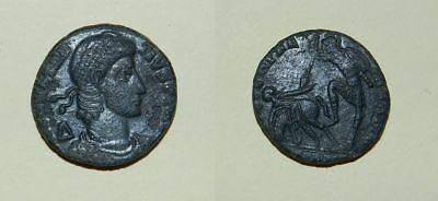 ANCIENT ROME : CONSTANTIUS II 337-361 A.D.  Centenionalis - LIVELY REVERSE STYLE