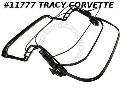 1961 1962 Corvette Convertible Soft Top Frame Assembly Installed New