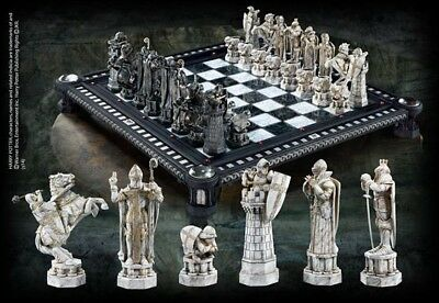 The Wizard's Chess Set from Harry Potter and the Philosophers Stone