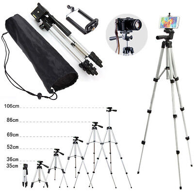 For DSLR Canon Nikon Professional Camera Tripod Stand Holder with Ball Head +Bag