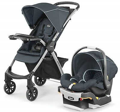 Chicco Bravo Trio 3 In 1 Baby Travel System Stroller With Keyfit 30