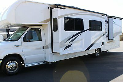2018 NeXus Phantom 31P Class C - Gas Motor Home
