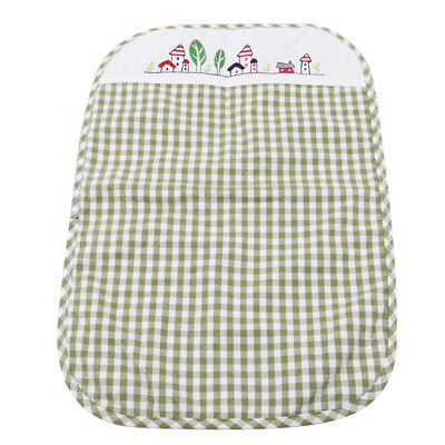 Reusable Baby Changing Mat Cover Change Pad Waterproof Toddler Cover Lattice CB