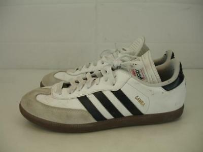 best online exclusive range undefeated x MENS 10.5 M Adidas Samba Classic Indoor Soccer Shoe White ...