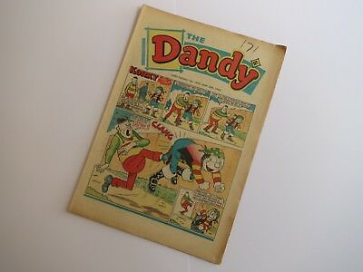 The DANDY Comic - No 1375 - 30th March 1968 - My Home Town Dagenham