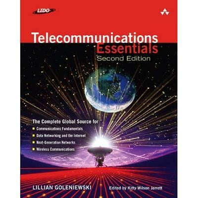 Telecommunications Essentials: The Complete Global Sour - Paperback NEW Goleniew