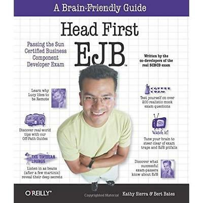 Head First EJB  Passing the Sun Certified Business Comp - Paperback NEW Sierra,