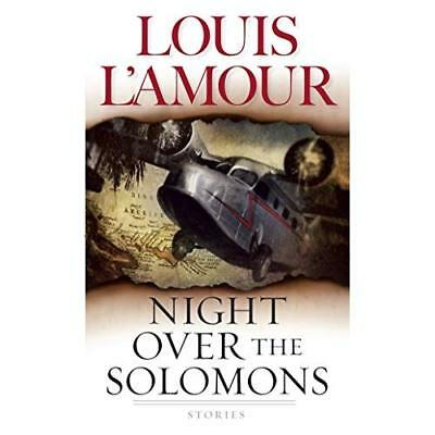 Night Over the Solomons - Paperback NEW L'Amour, Louis 2014-01-28