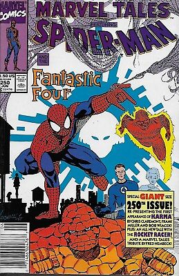 Marvel Tales No.250 / 1991 Reprints Marvel Team-up No.100 / Frank Miller