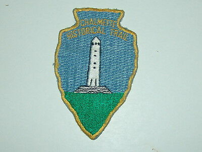 trail patch - Chalmette Hostorical Trail  - used