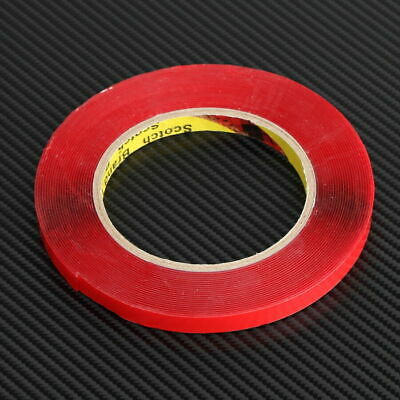 10m Double Side Adhesive Tape Glue Sticky For Car /Home/ iPhone Cellphone Repair