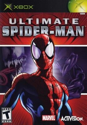 Ultimate Spider-Man - Original Xbox Game - Game Only
