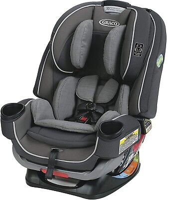 Graco Baby 4Ever Extend2Fit 4-in-1 Car Seat Infant Child Safety Passport NEW
