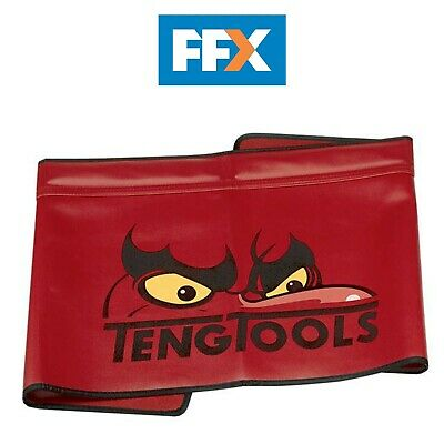 TENG TOOLS FC01Protective Wing Cover 40cm x 107cm Red PVC Magnetic Strip