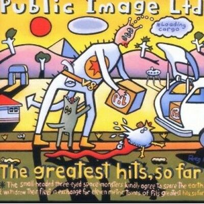 cd Public Image Limited - The Greatest Hits... So Far