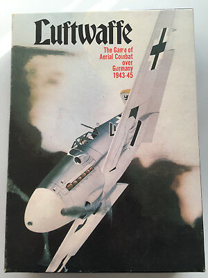 Spiele Luftwaffen Spiel the game of Aerial Combat over Germany 1943-1945