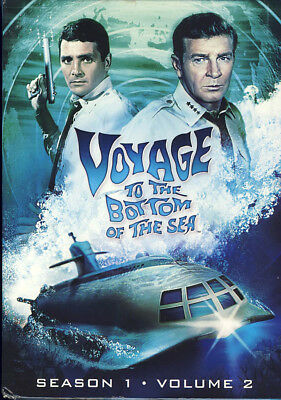 Voyage To The Bottom Of The Sea - Season 1, Vol. 2 (Boxset) (Dvd)