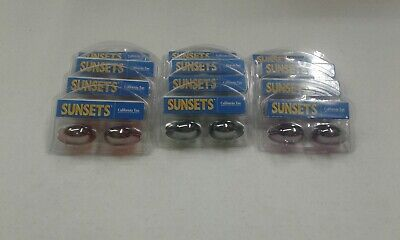 Sunsets Tanning Bed Goggles Eye Protection No Lines DOZ