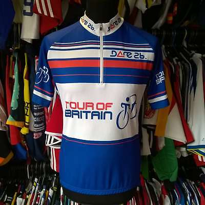 Tour Of Britain Road Cycling Shirt Dare 2B Jersey Size Adult Xl