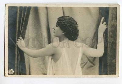 286464 Belle OTERO Spanish Courtesan DANCER vintage PHOTO PC