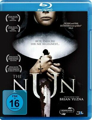 The Nun - MPI 700576 - (Blu-ray Video / Horror / Grusel)