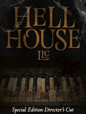Hell House Llc: Special Edition Director's Cut DVD 888295638692