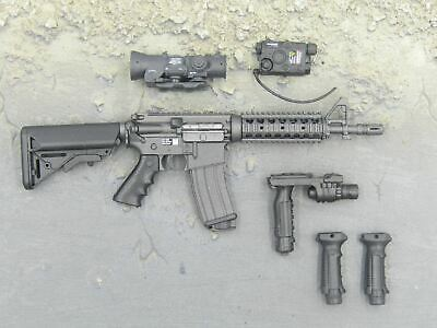 1/6 SCALE TOY US Navy SWG-4 - M4 Assault Rifle & Accessory Set