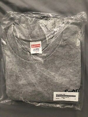 RARE RECALLED RED Supreme Candy Girl Tee SS15 Box Logo Size