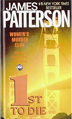 1st to Die (The Women's Murder Club) by Patterson, James Book The Cheap Fast