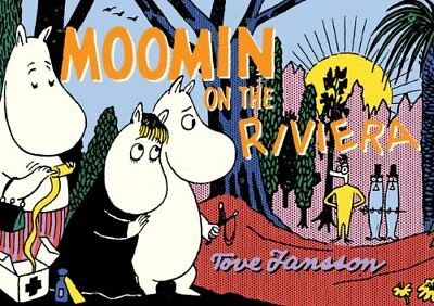Moomin on the Riviera by Tove Jansson Book The Cheap Fast Free Post