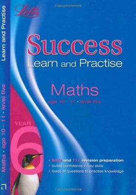 Maths Age 10-11 Level 5: Learn and Practise ... by Educational Experts Paperback
