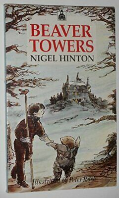 Beaver Towers (Knight Books) by Rush, Peter Paperback Book The Cheap Fast Free