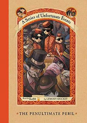 The Penultimate Peril (Series of Unfortunate Events) by Snicket, Lemony Book The