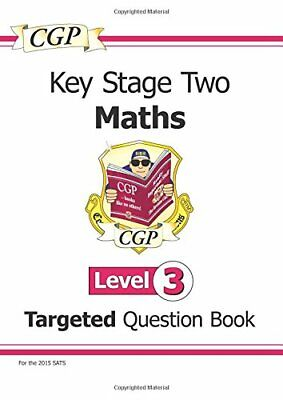 KS2 Maths Question Book: Level 3 - for SATS until 201... by Books, Cgp Paperback