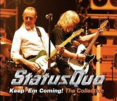 Status Quo - Keep 'em Coming! - The Collection - Status Quo CD IBVG The Cheap