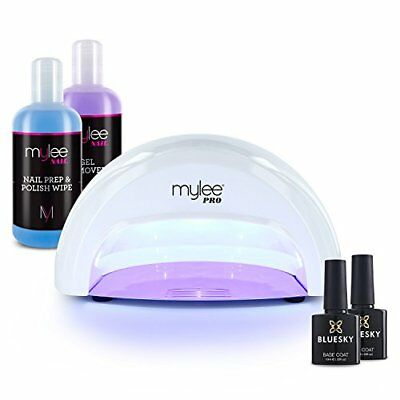 15 Seconds Cure Convex Curing® Led Gel Polish Nail Drying Lamp Kit, 3 Curing