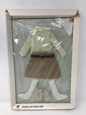 VTG Clothes for Sasha Doll Sweater 207s by Trendon In Original Package